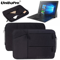 Unidopro Multifunctional Sleeve Briefcase Handbag Case For Lenovo IdeaPad Miix 700 510 720 12 2 In