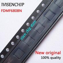 10 piezas FDMF6808N FDMF 6808N QFN 40