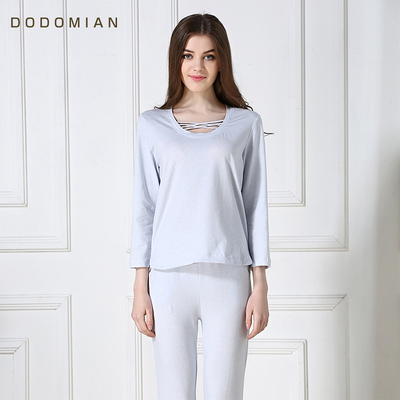 Kigurumi Womens Cotton Pajamas Sets Suits Spring Autumn Femme Nightgown Sleepwears Solid Bathrobe Tracksuits For Women Homewear