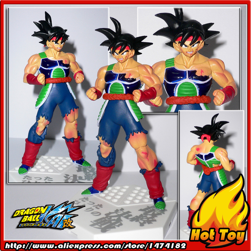100% Original BANDAI Gashapon PVC Toy Figure HBG Part 1 - Bardock/Barduck from Japan Anime Dragon Ball Z кольца для штор spirella ringo