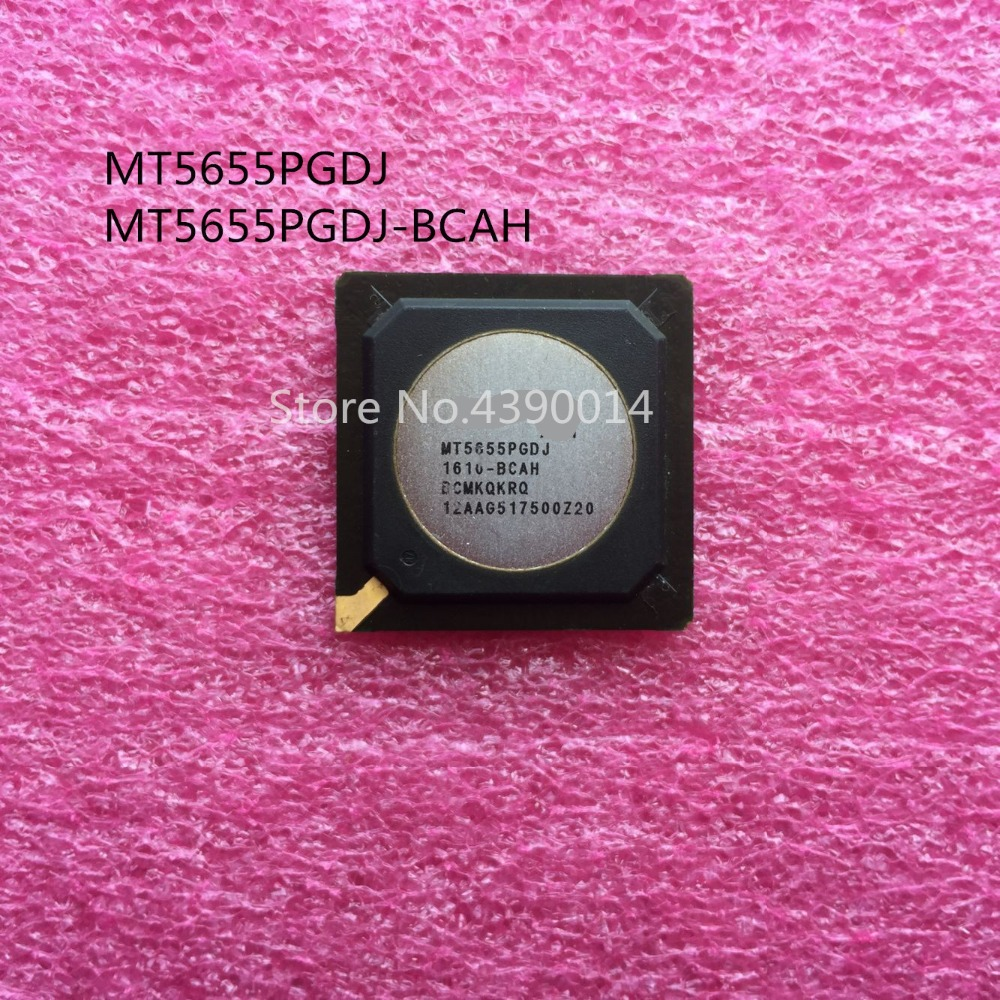 5pcs/lot MT5655PGDJ MT5655PGDJ-BCAH BGA