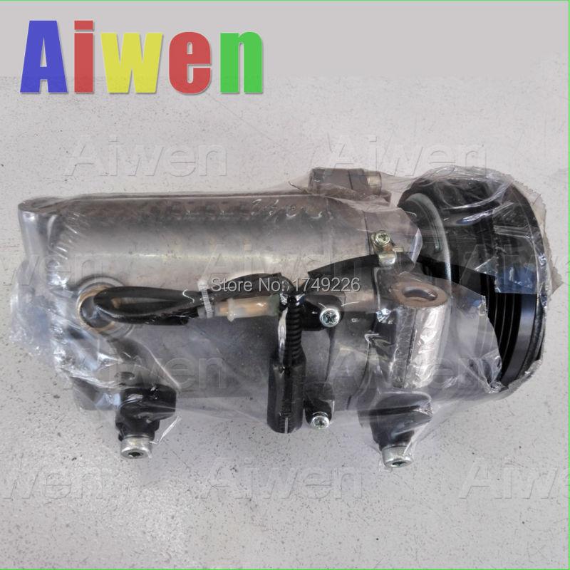 Aiwen новый переменного тока компрессора r134a автомобилей мини кондиционер для автомобилей bmw3e46 5e39 z3e36 64528375319 8fk351131 161 510175