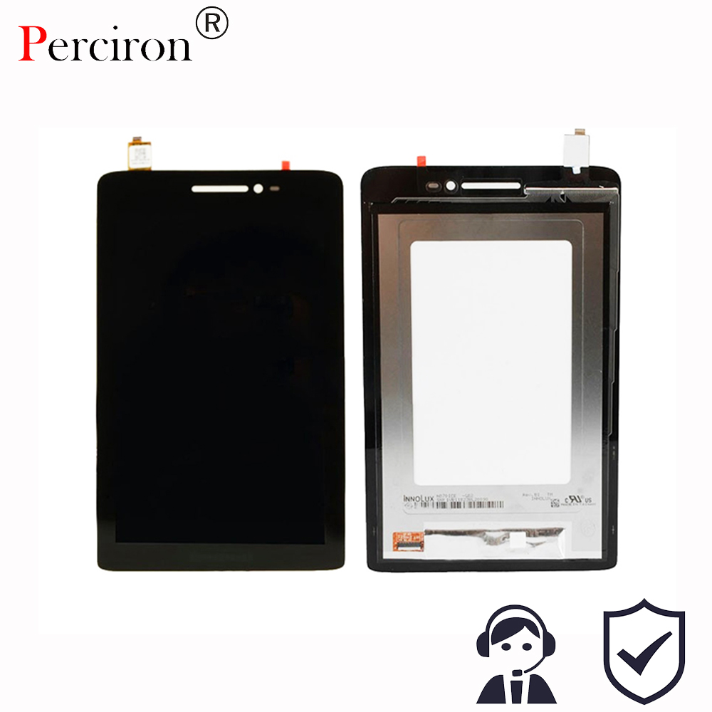 New for Lenovo IdeaTab S5000 LCD Display with Touch Screen Digitizer Panel Front Touchscreen Replacement Glass Tablet 6 lcd display screen for onyx boox albatros lcd display screen e book ebook reader replacement