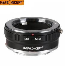 Mount K&F lens to