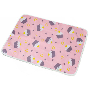 cupcake baby changing mat