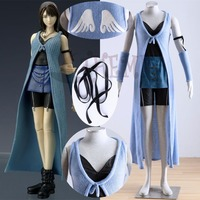 MMGG Final Fantasy XIII cosplay Riona cosplay costume casual clothing sweater coat custom made Any size