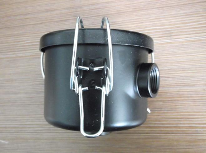 vacuum pump inlet filters F002   Rc1/2  NPT1/2 industrial vacuum pump intake filter in housing 2 rc inlet