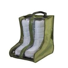 ПВХ Оксфорд пылезащитный мешок сапоги обувь хранения Чехлы для обуви защитная сумка товары для дома Удобная дорожная сумка для хранения
