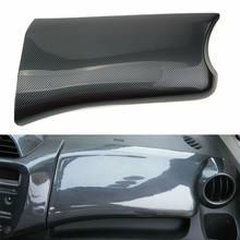 Frente del coche guante derecho caja Panel Trim tablero protectores de decoración para HONDA FIT 2008-2013