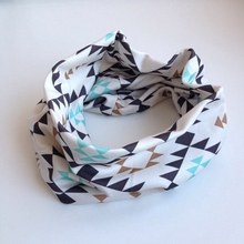 Cotton Baby Scarf