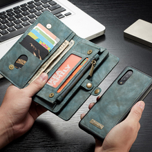 Case For Samsung Galaxy A7 2019 Case Leather Wallet Cover Ca