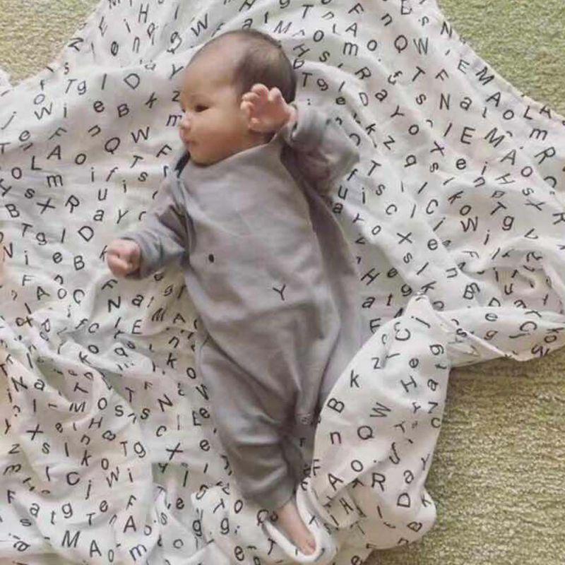 الوليد الطفل قماط التفاف لينة الرضع الصغار المنتجات بطانية و التقميط يلتف البطانيات sleepsack منشفة 120 * 120 سنتيمتر