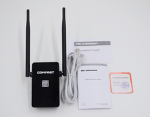 Wireless-n 5 ghz wifi router ac 750 Mbps repeater 2,4G 5,8G Signal-verstärker wireless access point repeater COMFAST CF-WR750AC