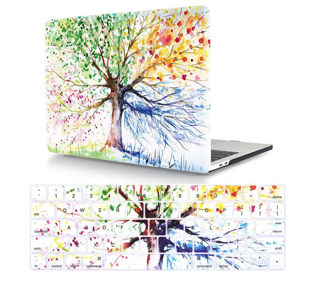 HD Pattern Hard Case for MacBook 61