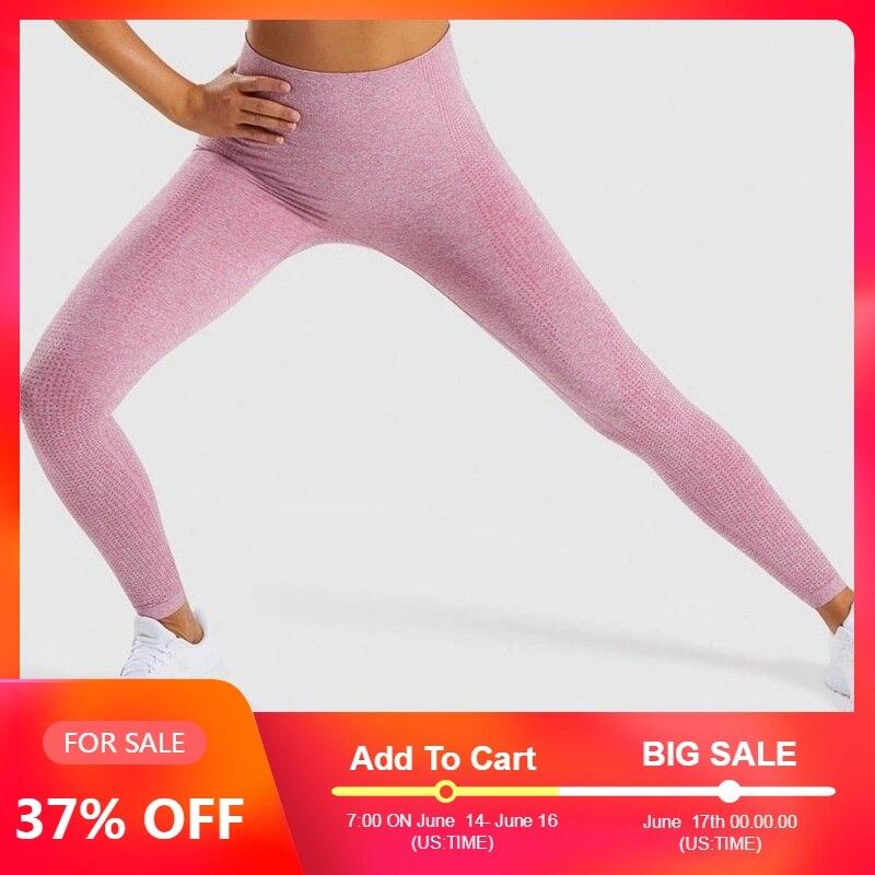 LAISIYI Seamless   Leggings   Women Plus Size Fitness Leggins For Women Jeggings Sportswear Femme High Waist Exercise   Leggings   Women