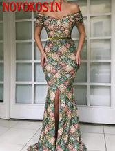 Женское платье с юбкой годе арабское вечернее 9 цветов разрезом
