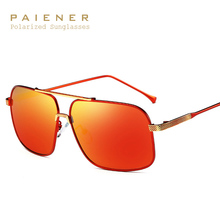 28ae042483 2017 New Arrival HD Polarized Sunglasses Men Women Brand Designer Male  vintage Sun Glasses UV400 eyeglasses