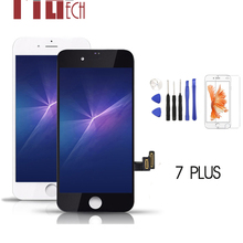цена на For iPhone 7 Plus Lcd Display 3D Touch Screen Replacement Digitizer Assembly Fast Delivery For iPhone 5s 6 6s 7 8 Plus