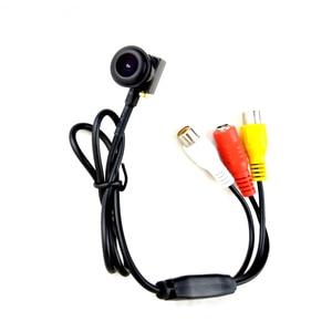Image 5 - VERYSMART 700TVL التناظرية كاميرا صغيرة لمراقبة أمن الوطن كاميرا دقيقة 140 درجة زاوية واسعة العرض
