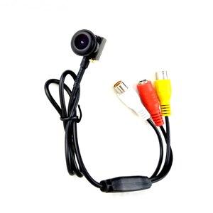 Image 5 - Verysmart 700TVL Analog Camera Mini Gia Đình Giám Sát An Ninh Micro Camera Góc Rộng 140 Độ Quan Điểm