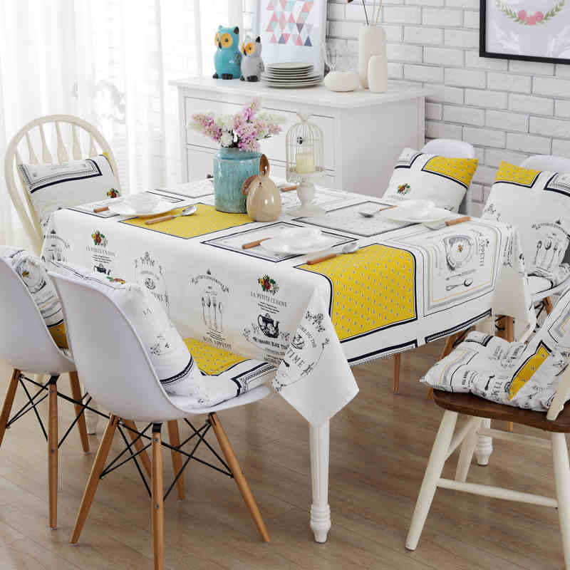 Cool Table Cloth