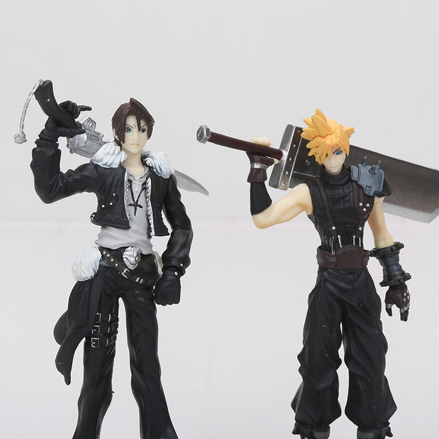 Final Fantasy Action Figures Set