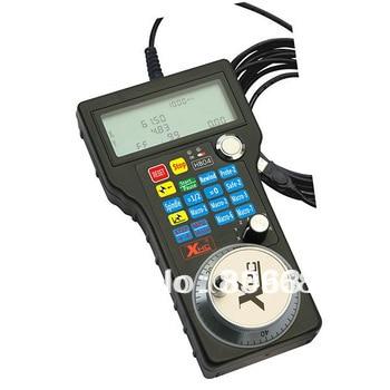 CNC Mach3 USB Hand Wheel 4 Axis USB HandWheel Pulse 50PPR Optical Encoder Generator MPG Pendant  цены