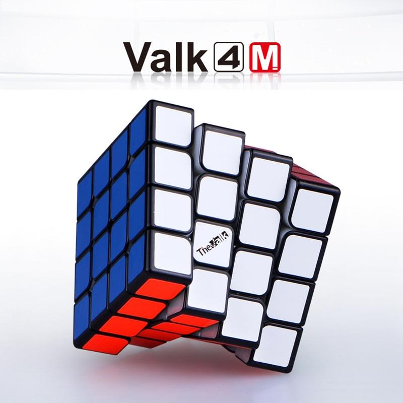 Qiyi le Valk 3 puissance M magnétique Valk3 Mini Valk 3 professionnel 3x3 magique Cube vitesse Mofangge compétition Puzzle Cubes enfants jouets