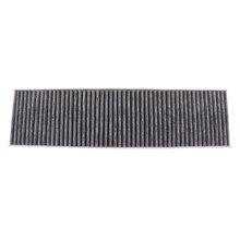 1 Pcs רכב פחם פעיל מסנן אוויר בקתה עבור BMW מיני קופר Clubman R55 R56 R57 R60 וכו 43x11.6x2.5 cm