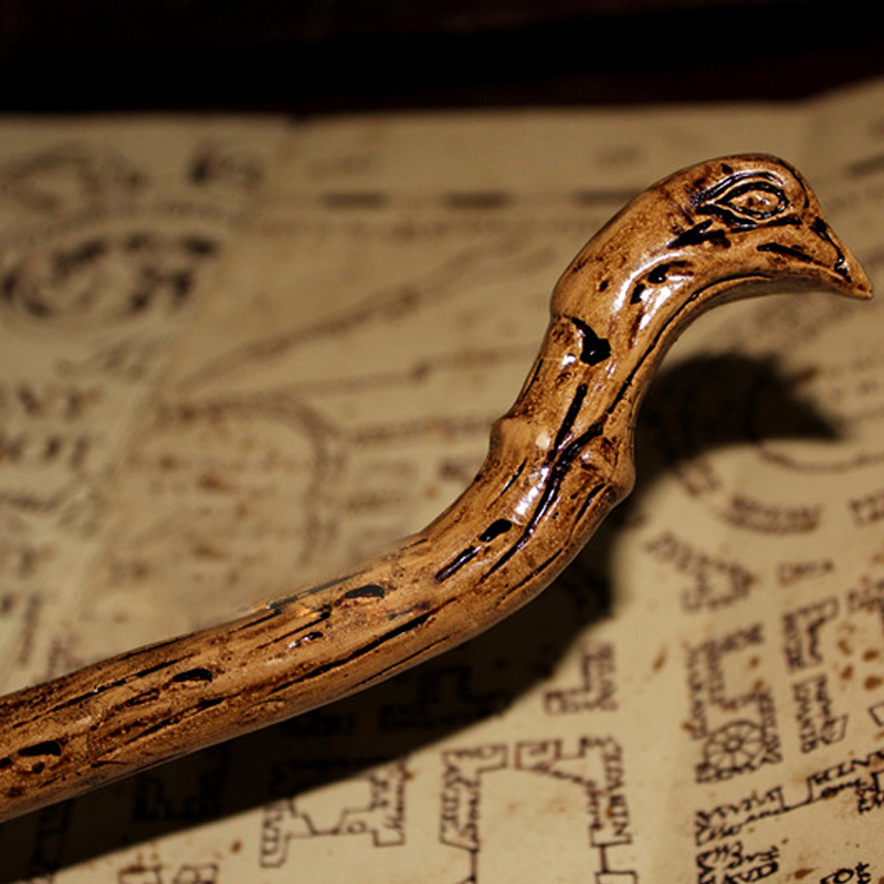 G06-X008 Free shipping Harry Potter middot Viktor Krum magic wand 1pcs