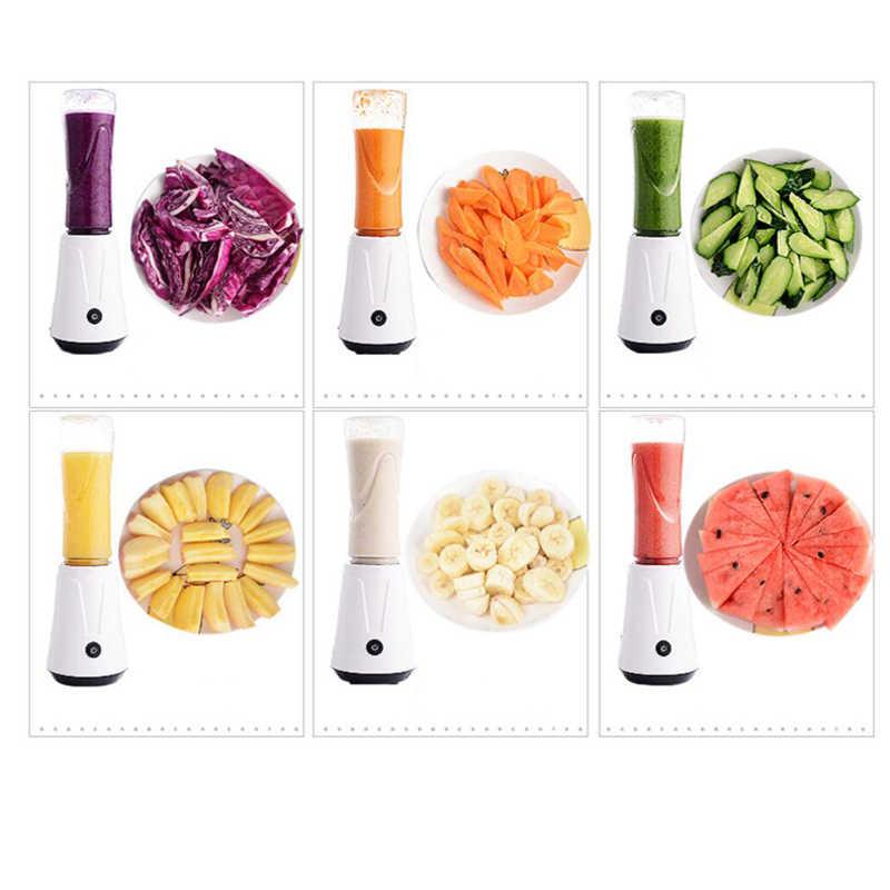 Multipurpose Modo Portátil Pequena Casa Elétrico Extrator Juicer Liquidificador Batedor de Ovos de Baixo Ruído/Juicer/Alimentos Misturador de Corte Afiada