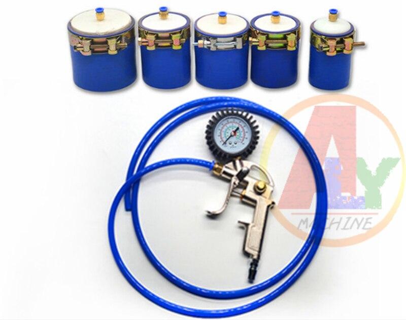 Intercooler detector diesel engine supercharger detector turbocharger intercooler detector tool for 4 cylinders 6 cylinders
