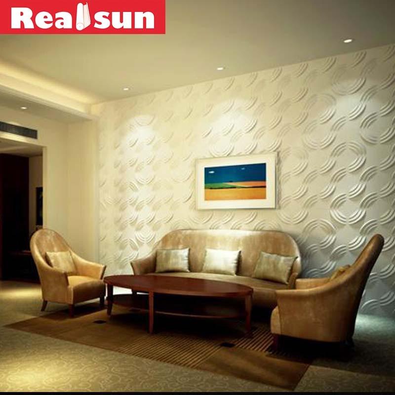 Decorative 3D Plastic Wall Panel Home/ kitchen Decoration ...