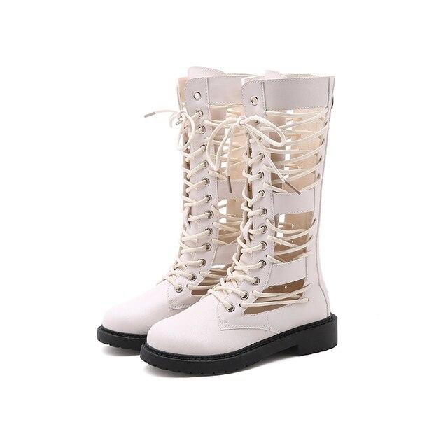 Rome Shoes PU Leather