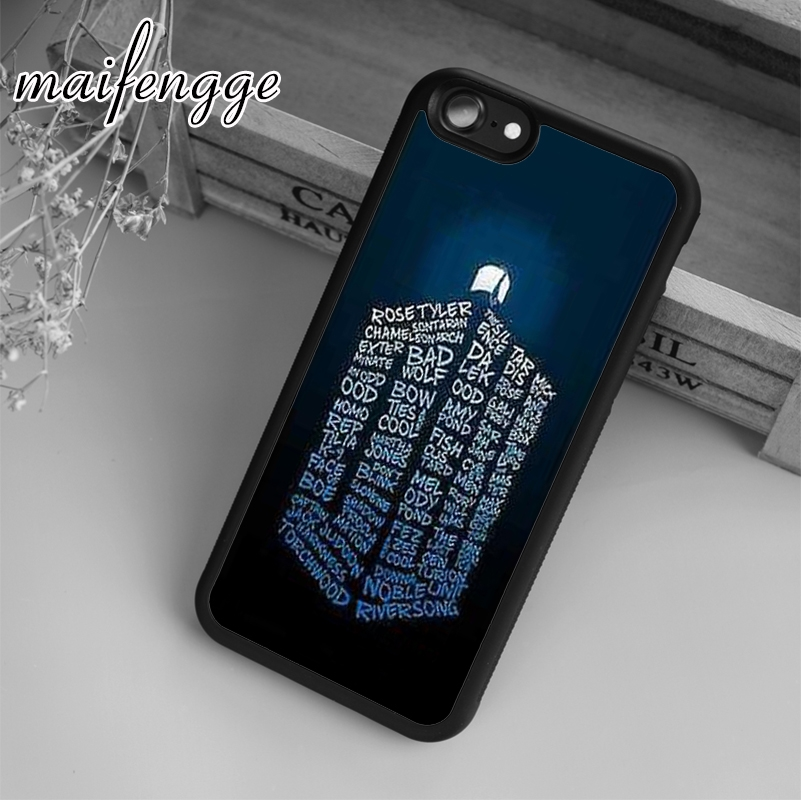 Fitted Cases Maifengge Doctor Who 06 Case For Iphone 6 6s 7 8 Plus X 5 5s Se Case Cover For Samsung S5 S6 S7 Edge S8 Plus Shell Cellphones & Telecommunications