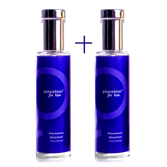 Pheromone flirt perfume for men Body Spray Oil with women Seduce Male spray oil and pheromone perfume men to attract girl 2pcs
