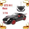 Grandes Fãs de Presente 1/14 GT3 911 RC Motor Do Carro do Controle de Rádio Brinquedo elétrico Da Máquina Unidade Divertido Deriva Do Veículo Em Movimento Do Jogo Da Família Grande Racer