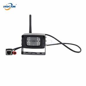 Image 2 - HQCAM wifi Su Geçirmez 720 P 960 P 1080 P OTOBÜS Kamera mini ip kamera Kapalı Açık ARABA IP KAMERA IR cut Gece Görüş IP Kamera xmeye