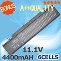 Batería del ordenador portátil para samsung r45 r60 r40 r40-el1 r408 r410 pro r458 R460 R510 R60-AF01 R60plus R610 R65 R70 XEV 7100 R700 R71 R710