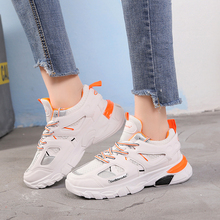 Sport Sneakers Women White Mesh Girls Shoes Brand Quality Trail Running Trainers Spring Summer Gym Sports
