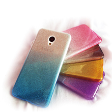 Luxury Bling Soft Back Cover Case For Meizu