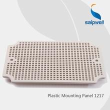 High Quality  Plastic   Mounting Panel / Waterproof Box Mounting Panel 1217 (157*99*1.6mm)