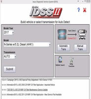 For Isuzu Diagnostic Service System (IDSS) II [2019]+license for mult PCs