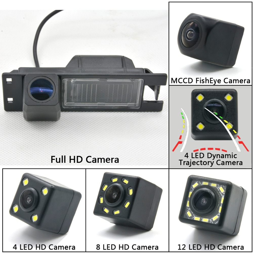 Full HD 1280*720 1000TV Car Backup Rear View Camera Monitor For Opel Astra H J Corsa Meriva Vectra Zafira Insignia FIAT Grande