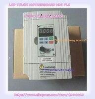 Vfd007m43b 0.75kw 750 w 380 v vfd conversor de frequência novo