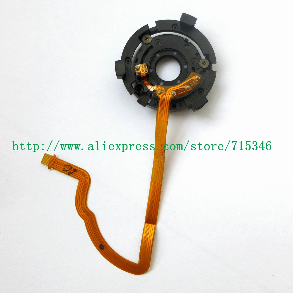 one NEW Repair Parts For CANON 17-85mm 17-85 mm LENS Aperture Flex Cable