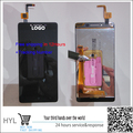 Original quality 100% NEW Touch screen digitizer+LCD display For Lenovo A6000 fast shipping tracking number