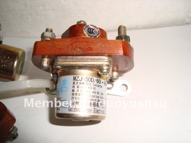 Heavy Duty DC 48V 200 Amp main Contactor Solenoid free shipping low price top quality наклейки dc top 1