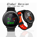 Xiaomi AMAZFIT Smart Watch Для android Bluetooth 4.0 Wi-Fi Dual Core 1.2 ГГц 512 МБ 4 ГБ GPS Heart Rate Monitor GPS SmartWatch Smart