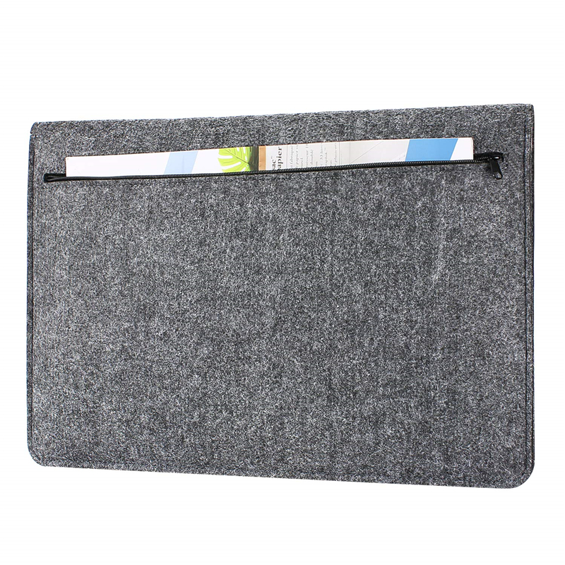 Image 5 - MOSISO Ultra Soft Sleeve Laptop Bag Case For MacBook Lenovo Dell HP Asus Computer Notebook Bag For Mac Book Air 13 Pro 13 Cover-in Laptop Bags & Cases from Computer & Office